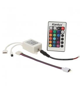 CONTROLLER RGB-IR20 kontroler do liniowych modułów LED RGB