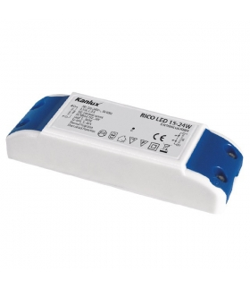 RICO LED  Zasilacz elektroniczny LED