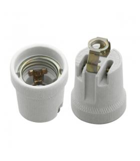 HLDR-E14  Oprawka ceramiczna