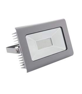 ANTRA LED100W-NW GR  Naświetlacz LED 100W - 7400lm