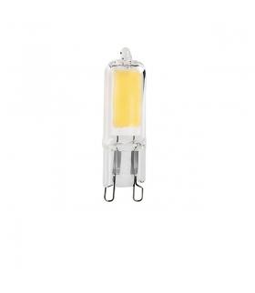 G9 GLASS LED2W-CW  Żarówka z diodami LED  2W - 200lm