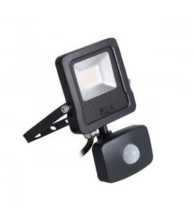 ANTOS LED 10W-NW-SE B Naświetlacz LED z czujnikiem ruchu Kanlux 27094