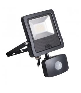 ANTOS LED 20W-NW-SE B Naświetlacz LED z czujnikiem ruchu Kanlux 27095