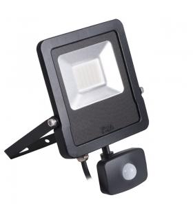 ANTOS LED 30W-NW-SE B Naświetlacz LED z czujnikiem ruchu Kanlux 27096
