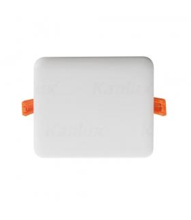 AREL LED DL 10W-NW  Oprawa typu downlight LED  10W - 830lm