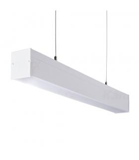 ALIN 4LED 1X60-B  Oprawa liniowa pod tuby LED T8